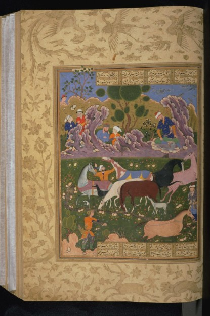 Rostam-cattura-Raksh-cavallo-Appaloosa-2