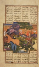 Rostam-cattura-Raksh-cavallo-Appaloosa-3