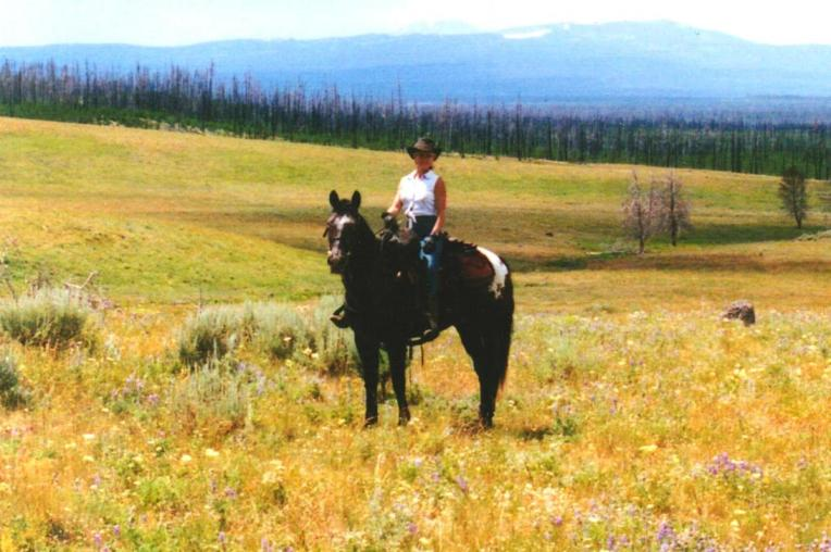 sunset-ranch-appaloosas-breeding CChief Joseph Trail Ride 1999, Apache and Joy 001